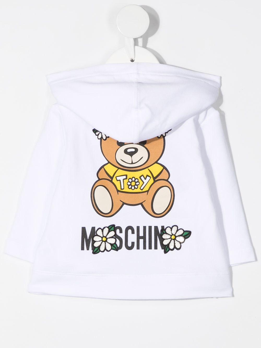 MOSCHINO KIDS   Sweatshirt   MDF027LDA0010101