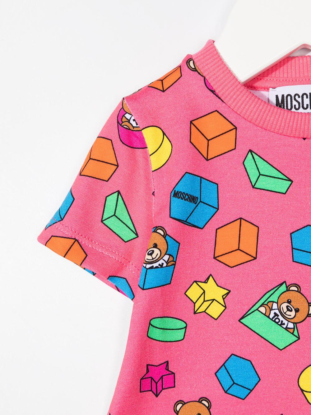 MOSCHINO KIDS | Romper | MMT01ILBB5385836