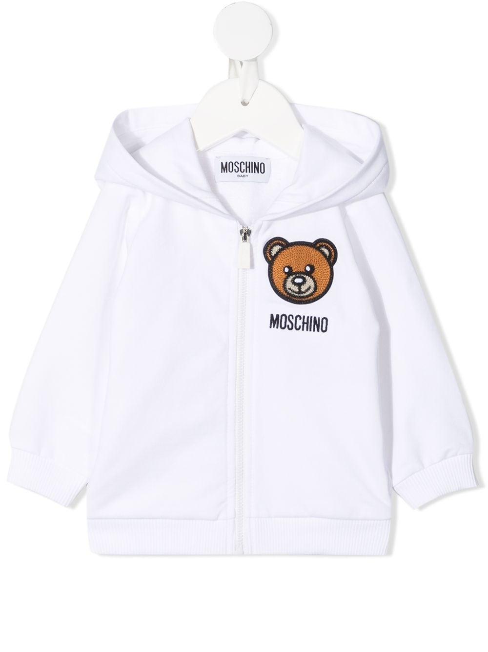 felpa moschino baby MOSCHINO KIDS | Felpa | MUF03MLDA0010101