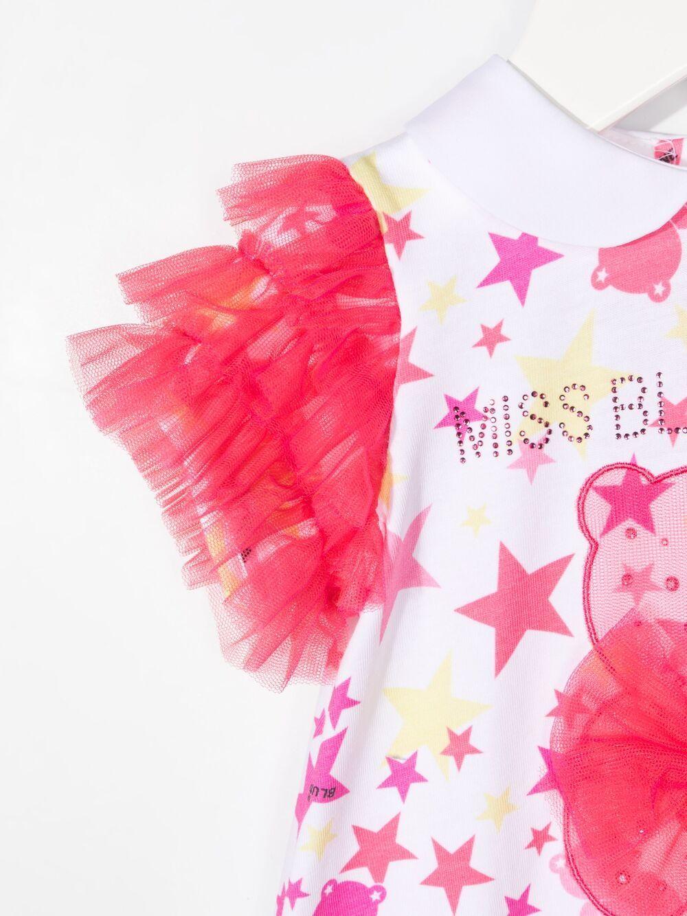 Miss Blumarine | Romper | MBL3566FU