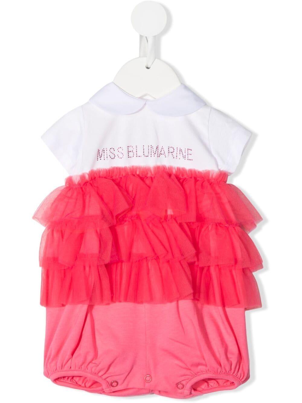 Miss Blumarine | Romper | MBL3569B/M