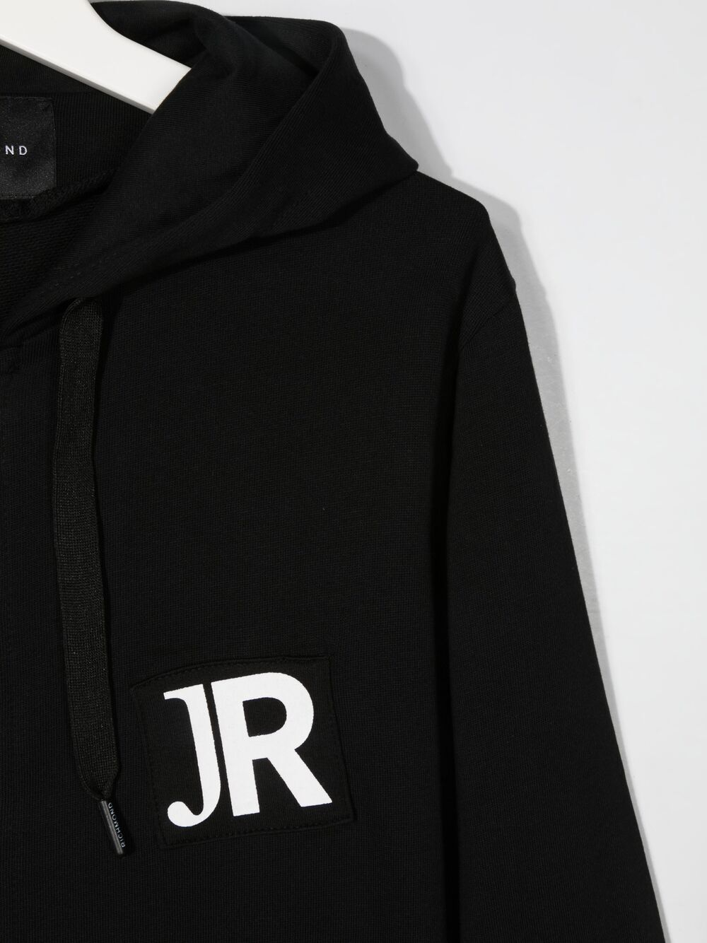 john richmond felpa aperta cappuccio con stampa john richmond | Felpa | RBP21087FEW0148T