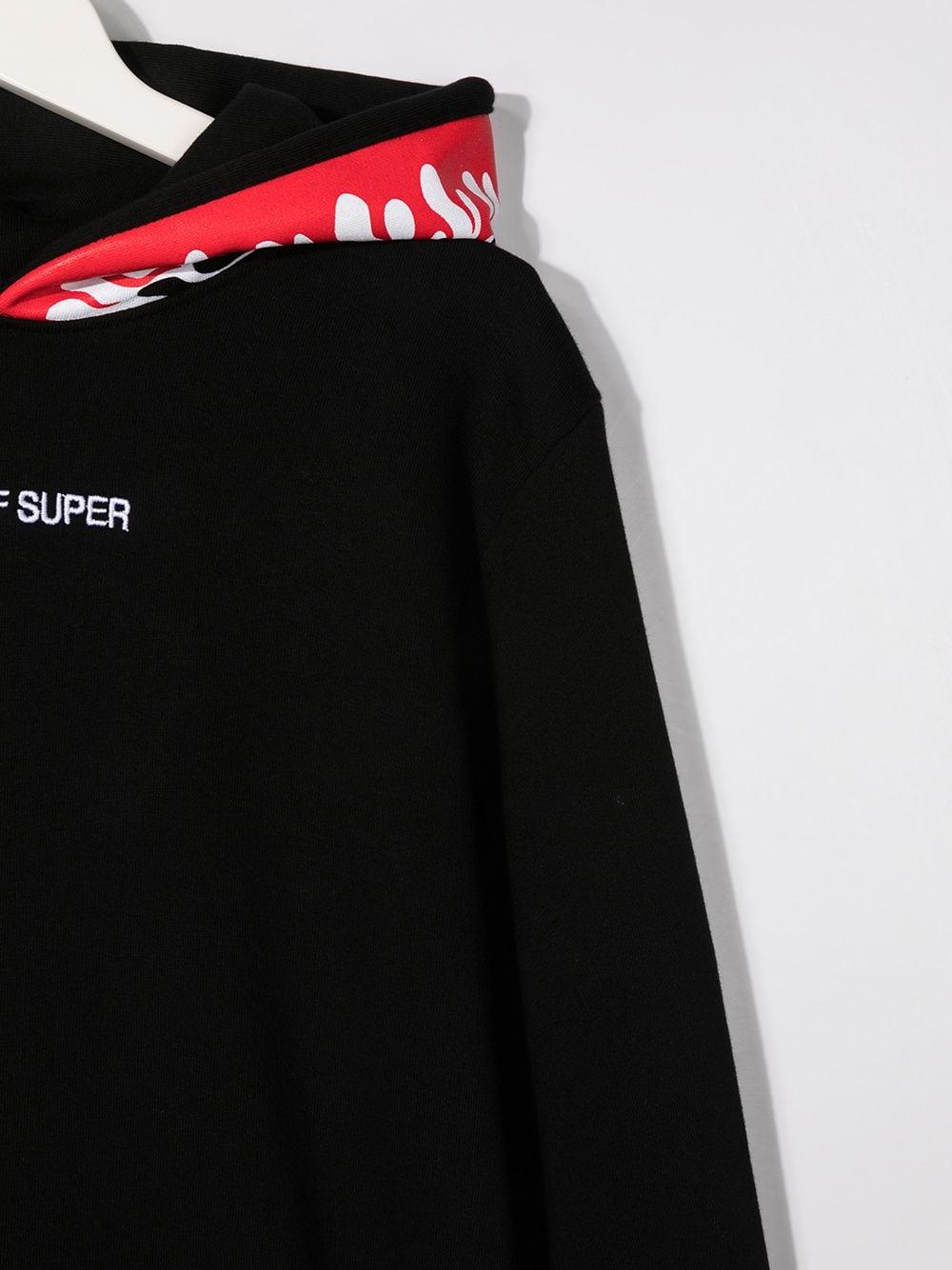 vision of super | Felpa | KB2DOUBLEBLKT
