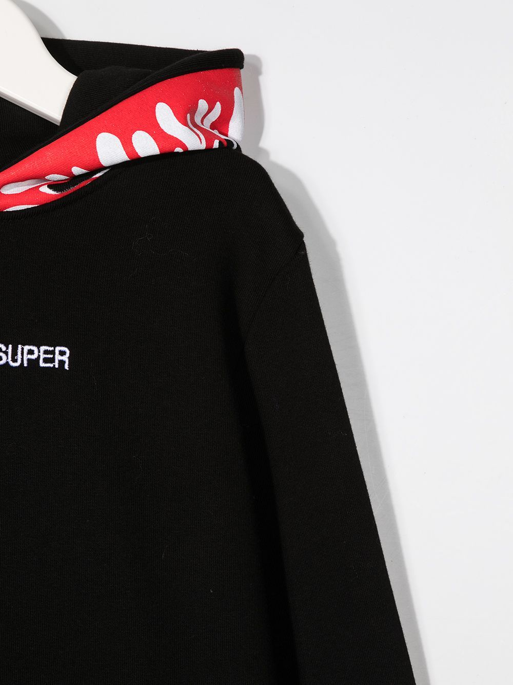 vision of super | Sweatshirt | KB2DOUBLEBLK