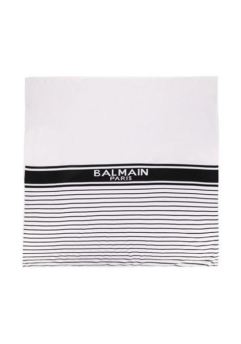 coperta filo cotone Balmain   Coperta   6N0860ND480100NE