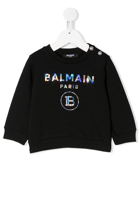 Balmain | Sweatshirt | 6N4300NX300930