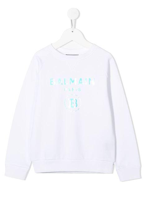Balmain | Sweatshirt | 6N4530NX280100