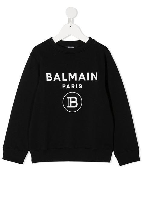 Balmain | Sweatshirt | 6N4670NX300930BC