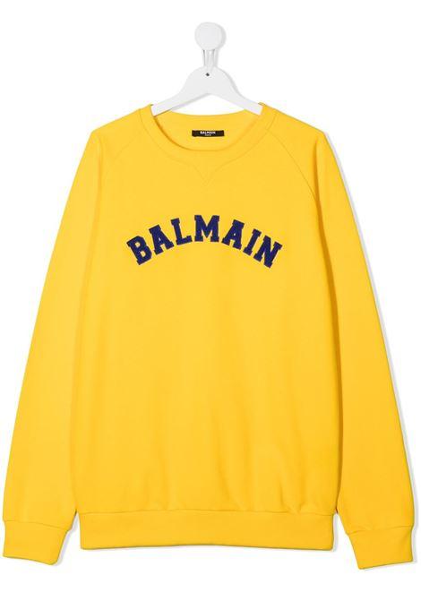 Balmain | Felpa | 6N4690NX300201T