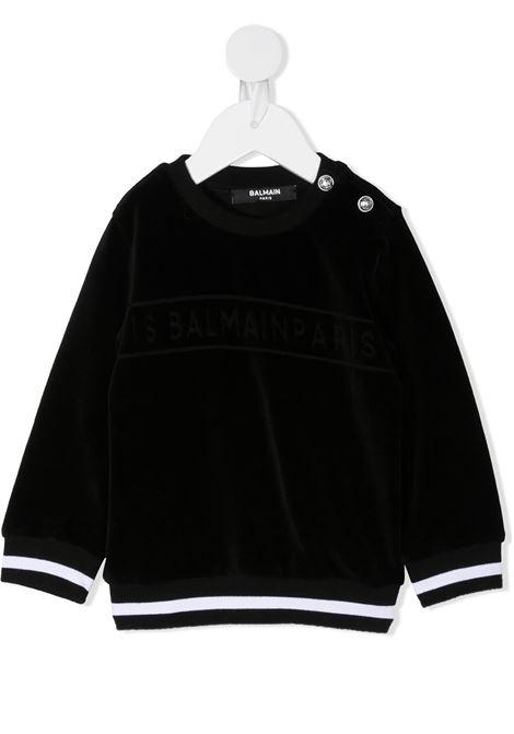Balmain | Sweatshirt | 6N4830NB430930