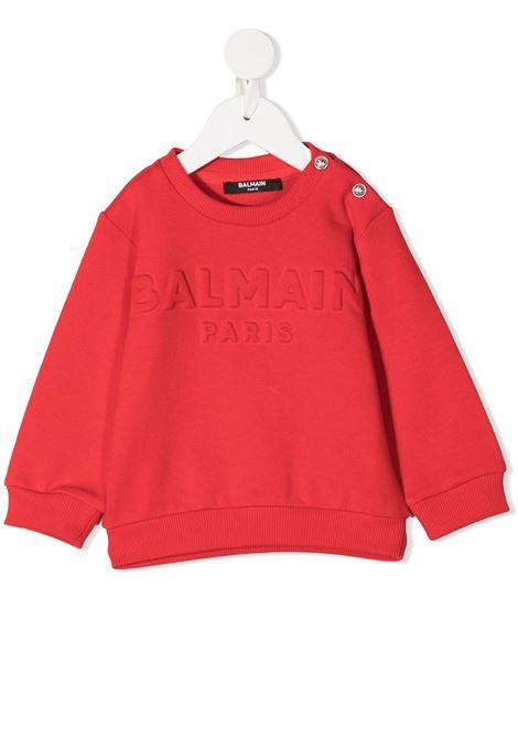 Balmain | Sweatshirt | 6N4840NX300412