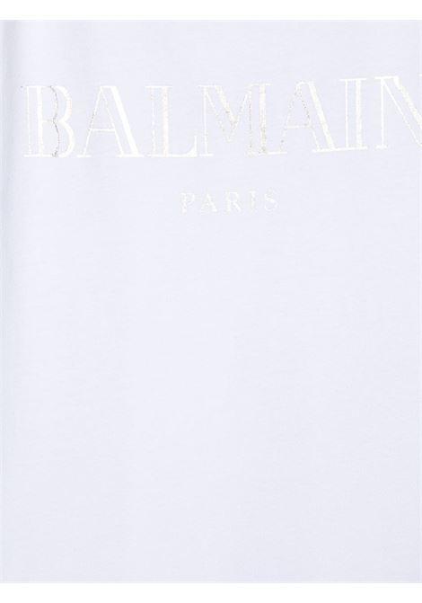 tshirt con stampa Balmain | T shirt | 6N8551NX290100AG