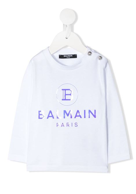 Balmain | T-shirt | 6N8800NX290100