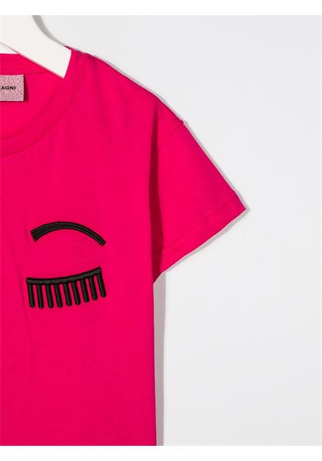 CHIARA FERRAGNI | T-shirt | CFKT005FU
