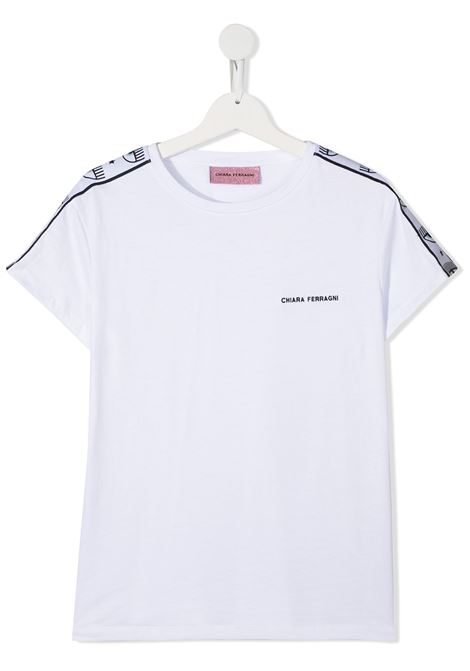 CHIARA FERRAGNI | T shirt | CFKT018WHT