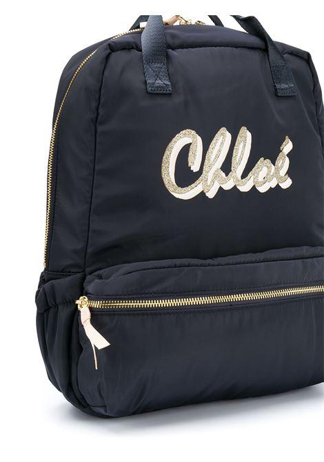zaino chloe' con scritta logo CHLOE' | Zaino | C10274859
