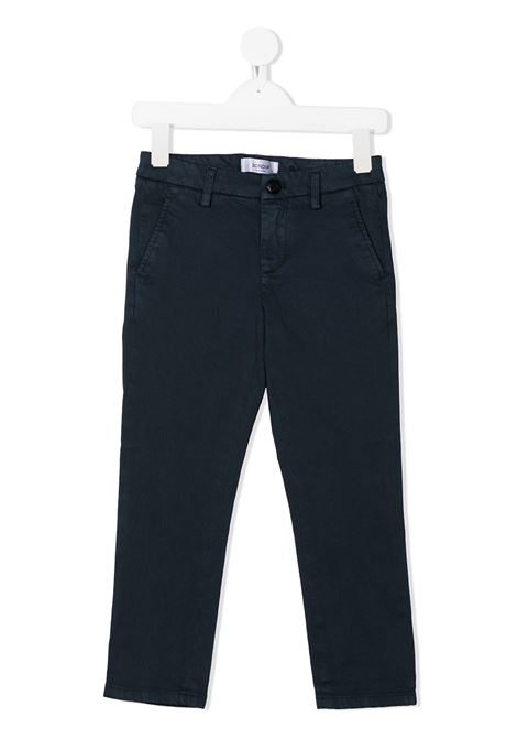 pantaloni gaubert in cotone rasatello DONDUP | Pantalone | BP227RS0039B890