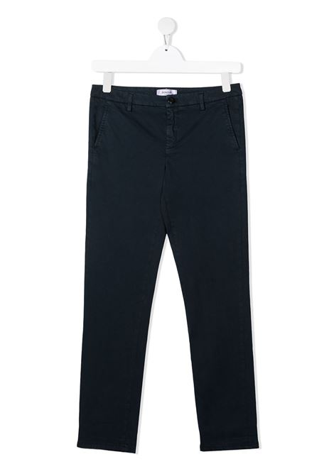 pantaloni gaubert in cotone rasatello DONDUP | Pantalone | BP227RS0039B890T