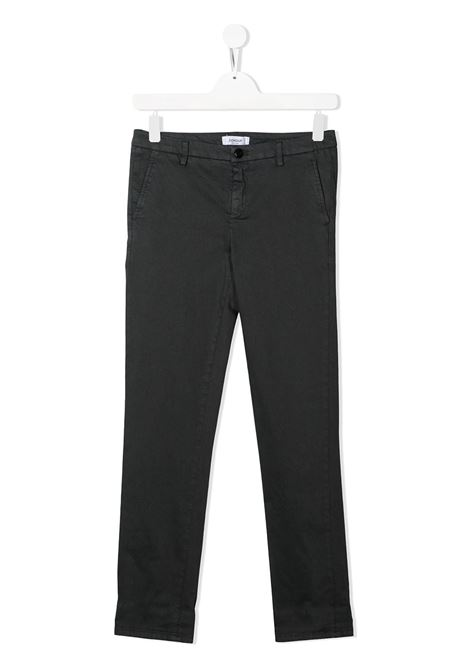 pantaloni gaubert in cotone rasatello DONDUP | Pantalone | BP227RS0039B998T
