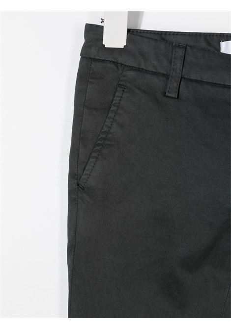 pantaloni gaubert in cotone rasatello DONDUP | Pantalone | BP227RS0039B998