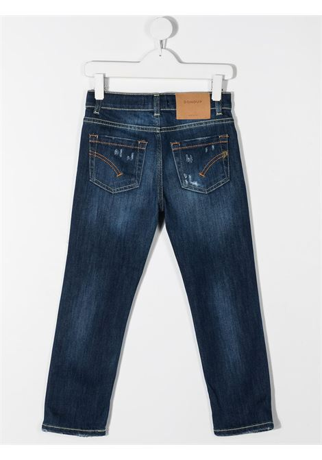 denim up and down DONDUP | Pantalone | YP328DS0107AU6800
