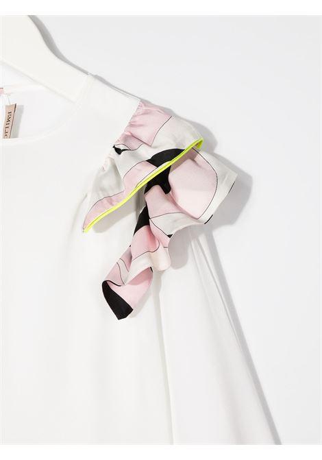 blusa con voile su spalla EMILIO PUCCI | Camicia | 9N5000NC120101
