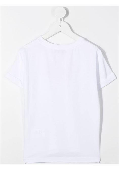 logo paillettes EMILIO PUCCI | T shirt | 9N8151NC470100