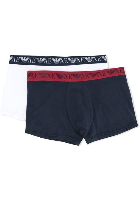 EMPORIO ARMANI KIDS | shorts | 4065010A65003610