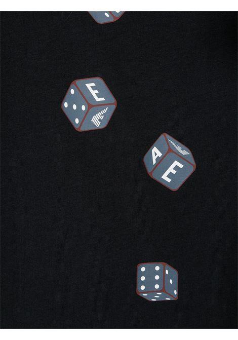 EMPORIO ARMANI KIDS | T-shirt | 6H4D014J09Z0564
