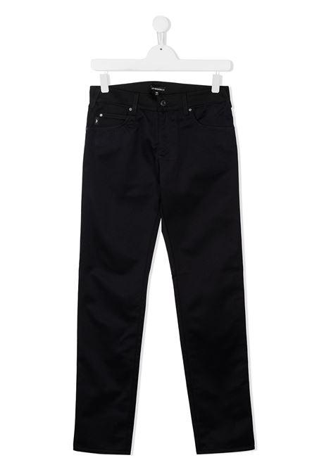 EMPORIO ARMANI KIDS   Pantalone   6H4J454N4WZ0920T