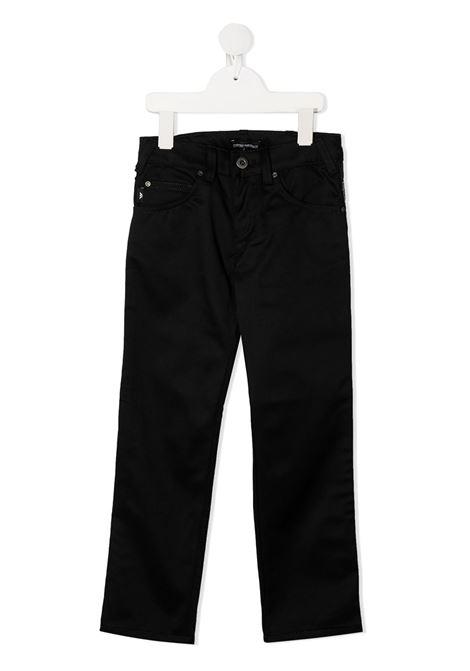 EMPORIO ARMANI KIDS   Pantalone   6H4J454N4WZ0999