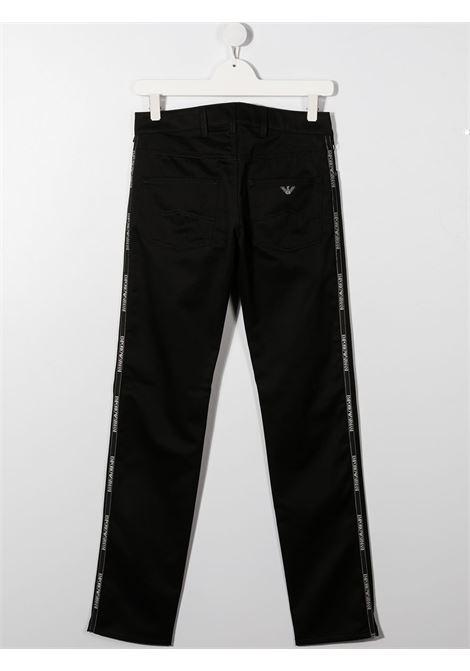 EMPORIO ARMANI KIDS   Pantalone   6H4J454N4WZ0999T