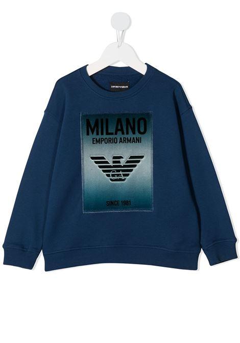 EMPORIO ARMANI KIDS | Sweatshirt | 6H4MM14J3BZ0975