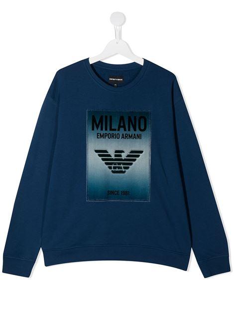 EMPORIO ARMANI KIDS | Sweatshirt | 6H4MM14J3BZ0999T