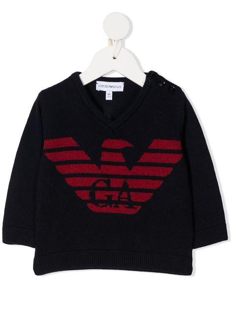 EMPORIO ARMANI KIDS | Sweater | 6H4MXK1MHQZ0944