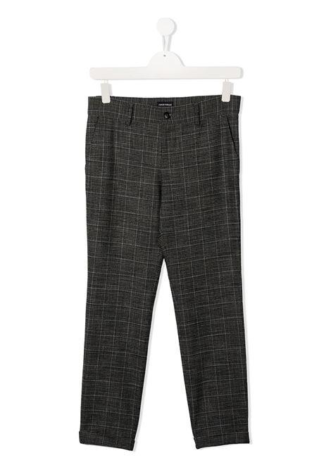 EMPORIO ARMANI KIDS | Trousers | 6H4PJD4N4PZF602T