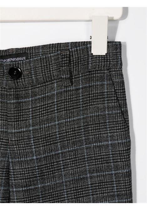 EMPORIO ARMANI KIDS | Pantalone | 6H4PJD4N4PZF602