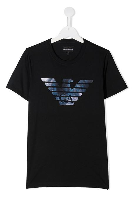 EMPORIO ARMANI KIDS | T-shirt | 6H4TA91JDXZ0920T