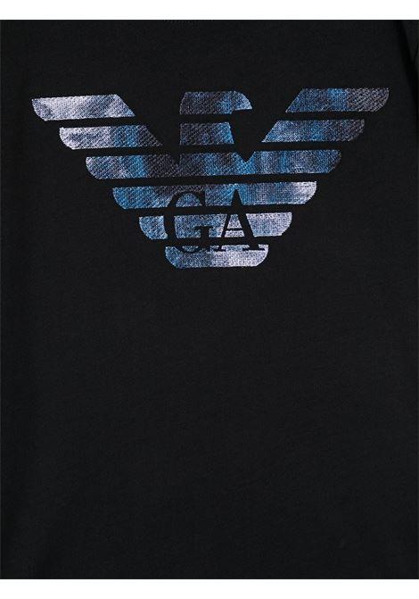 EMPORIO ARMANI KIDS   T shirt   6H4TA91JDXZ0920