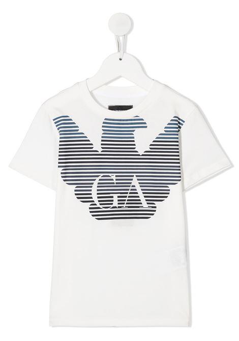 EMPORIO ARMANI KIDS | T-shirt | 6H4TQ71J00Z0101T
