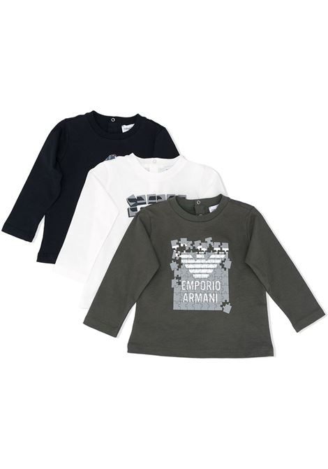 EMPORIO ARMANI KIDS | T-shirt | 6HHD214J09Z0564