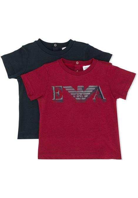 EMPORIO ARMANI KIDS | T shirt | 6HHD224J09Z0353