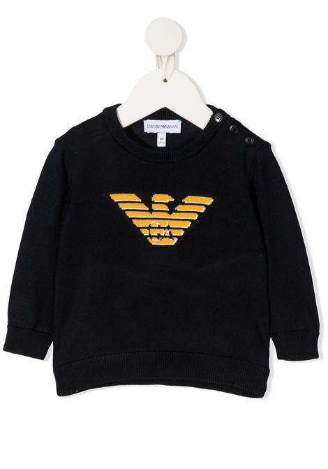 EMPORIO ARMANI KIDS | Sweater | 6HHM564M13ZF918