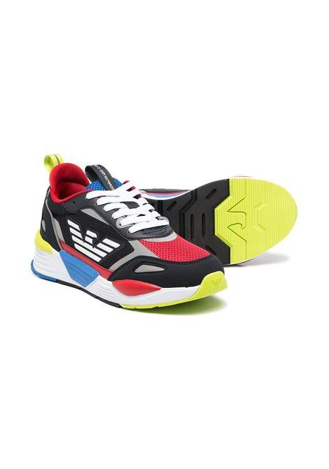 EMPORIO ARMANI KIDS | Sneakers | XSX012XOT31M981T