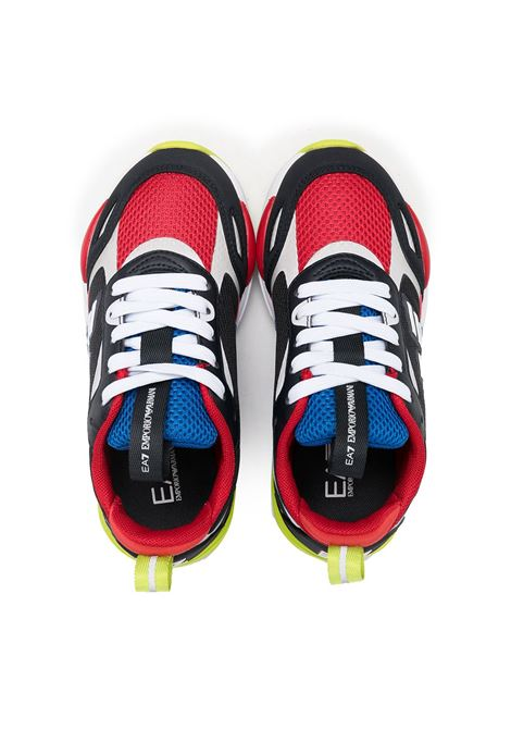 sneakers multicolor EMPORIO ARMANI KIDS | Sneakers | XSX012XOT31M981