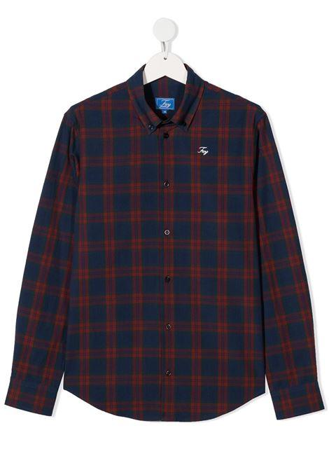 FAY | Shirt | 5N5080NB930619BDT