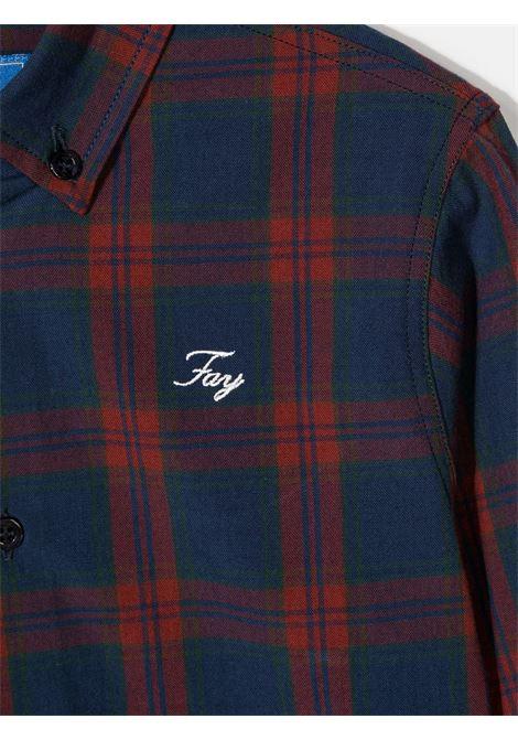 FAY | Shirt | 5N5080NB930619BD