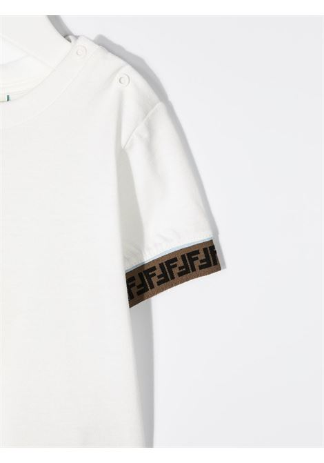 FENDI | T shirt | BMI2167AJF0TU9