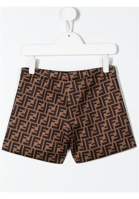 FENDI | Shorts | JFF217A8LGF0EV6