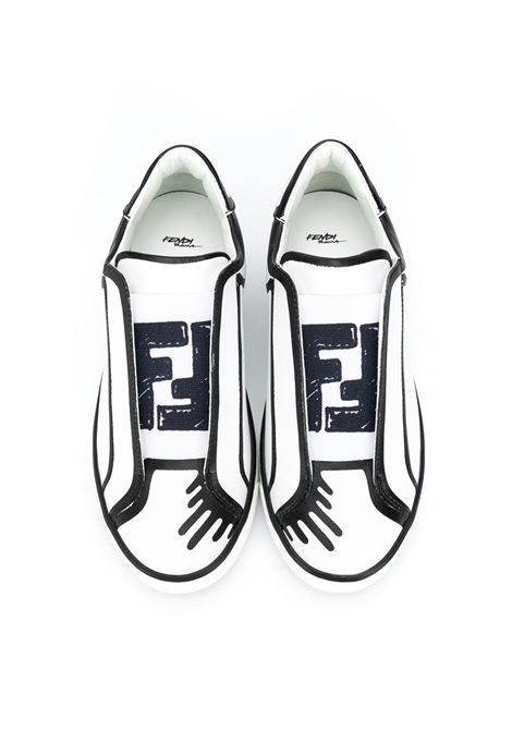 FENDI | Sneakers | JMR348AC7TF0JUW